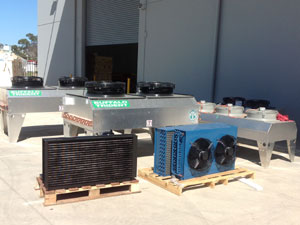 Industrial Refrigeration Service Project