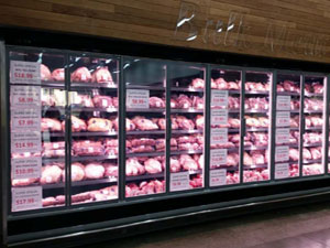 Meat Case Product