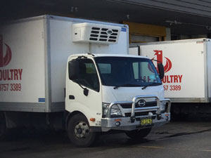 Transport Refrigeration Service